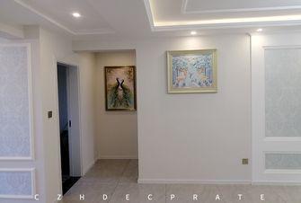 富裕型110平米欧式风格客厅图片