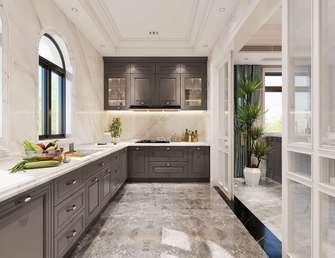 20万以上140平米别墅美式风格厨房图片