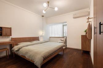 富裕型90平米北欧风格卧室装修案例