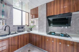 5-10万120平米三室两厅港式风格厨房装修图片大全
