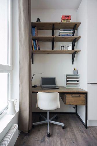 5-10万40平米小户型欧式风格书房图