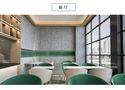 富裕型60平米公装风格卧室图片大全