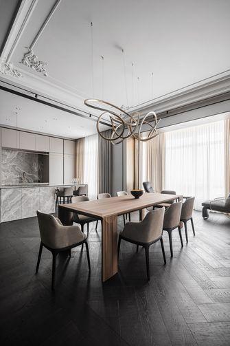 豪华型130平米轻奢风格其他区域设计图