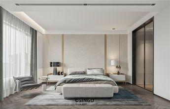 豪华型140平米别墅港式风格卧室装修图片大全