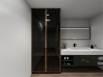 经济型100平米三室两厅轻奢风格卫生间装修图片大全