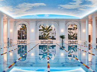 厦门特房波特曼七星湾酒店泳池
