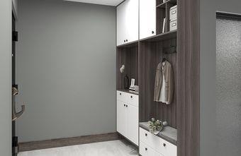 5-10万60平米一室一厅现代简约风格玄关效果图