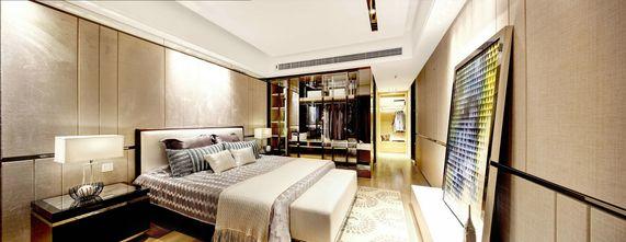 20万以上140平米四室一厅现代简约风格卧室设计图