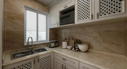5-10万80平米三欧式风格厨房欣赏图
