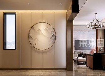 豪华型140平米别墅中式风格玄关装修案例