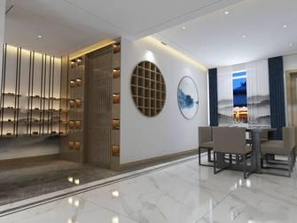 富裕型140平米三室两厅新古典风格玄关装修案例