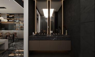 120平米三室一厅港式风格厨房装修图片大全