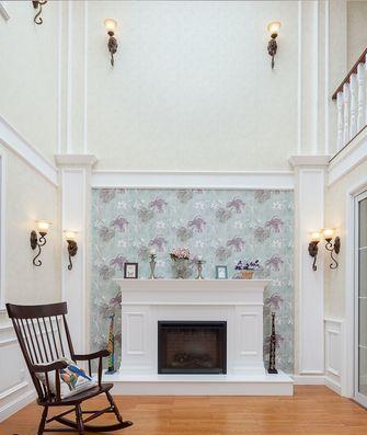 20万以上140平米四室三厅美式风格其他区域设计图