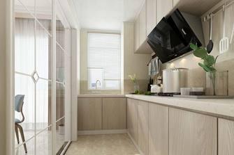 110平米四室两厅北欧风格厨房图