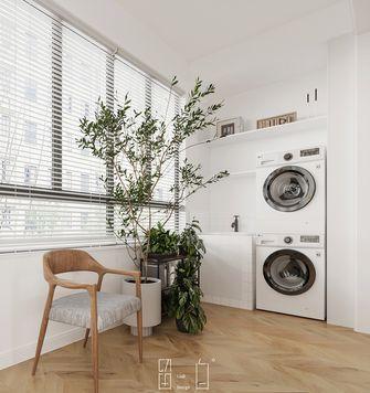 110平米三室一厅北欧风格阳光房图片