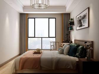 110平米四室两厅中式风格卧室图