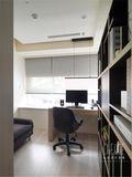 经济型60平米日式风格书房图片