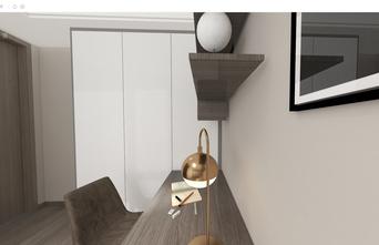 140平米三室三厅现代简约风格其他区域装修效果图