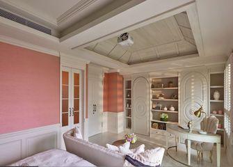 富裕型80平米一居室新古典风格卧室装修案例