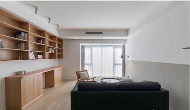 10-15万120平米三室两厅日式风格客厅装修图片大全