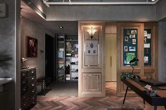 豪华型140平米别墅混搭风格书房图片大全