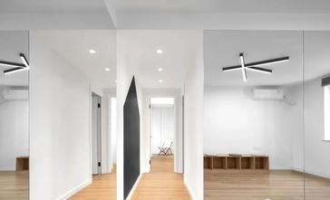 10-15万100平米三室两厅北欧风格走廊装修图片大全