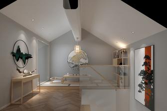 豪华型140平米现代简约风格阁楼装修案例