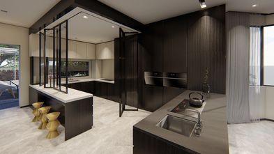 15-20万130平米复式现代简约风格厨房图片