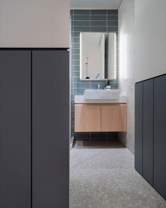 60平米公寓港式风格卫生间设计图