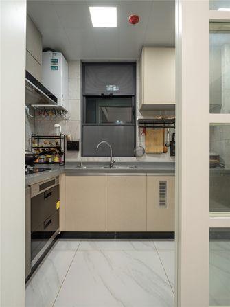 10-15万100平米三室三厅中式风格厨房图