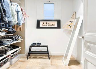 5-10万50平米一室一厅北欧风格衣帽间图
