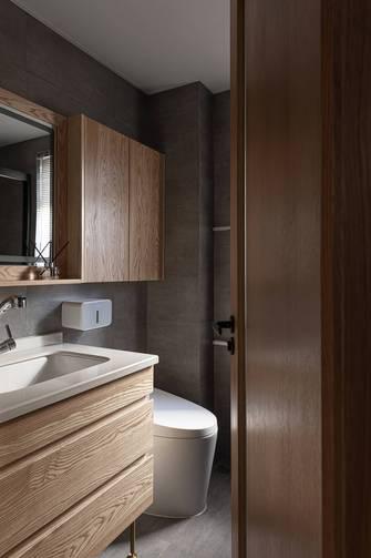 5-10万130平米四室两厅日式风格卫生间装修案例