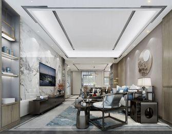 豪华型140平米复式新古典风格客厅图片