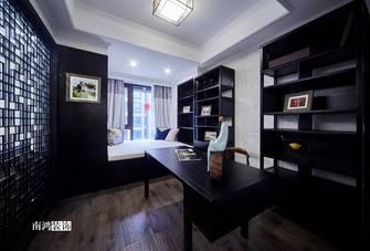 10-15万120平米四室两厅中式风格书房图