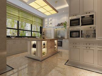 豪华型140平米别墅欧式风格厨房图