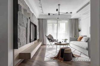10-15万110平米三室一厅北欧风格客厅装修案例