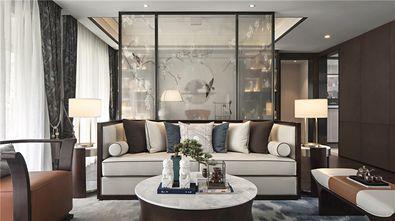 130平米四室两厅中式风格客厅图