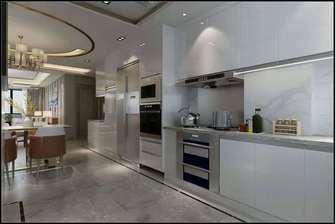 20万以上140平米三室两厅中式风格厨房装修效果图