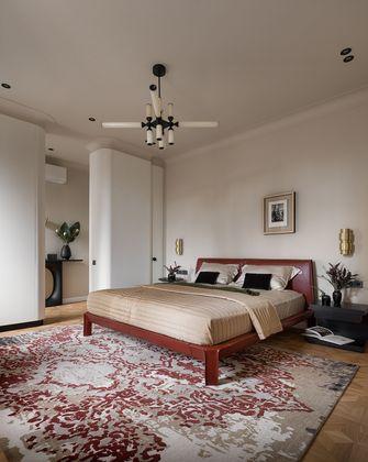 110平米混搭风格卧室图片大全