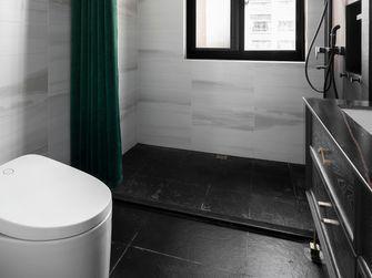 富裕型140平米三室一厅法式风格卫生间装修效果图