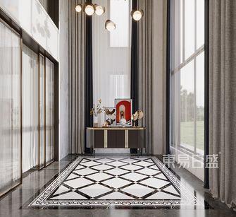 豪华型140平米四欧式风格玄关装修图片大全