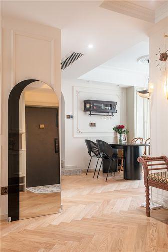 10-15万140平米三室两厅法式风格玄关装修案例