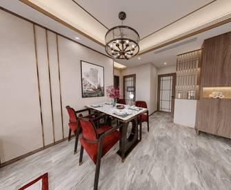 富裕型140平米四室两厅中式风格餐厅装修效果图