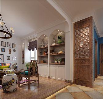 5-10万100平米东南亚风格客厅设计图