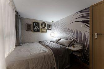 3-5万40平米小户型混搭风格卧室欣赏图