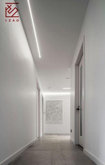 15-20万130平米三室两厅北欧风格走廊图片