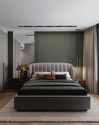 经济型110平米三混搭风格卧室装修图片大全