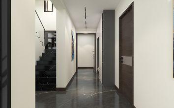 豪华型140平米别墅现代简约风格玄关图