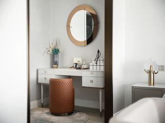 富裕型120平米三室一厅现代简约风格梳妆台欣赏图