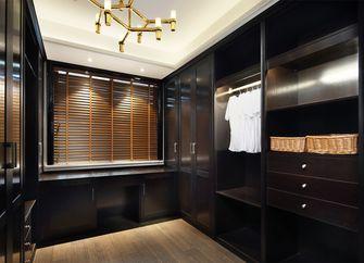 富裕型100平米三中式风格衣帽间欣赏图